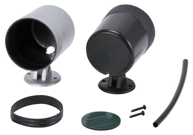 52mm meter radar housing set