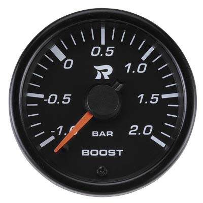 45mmPerformance Miniature Boost Gauge