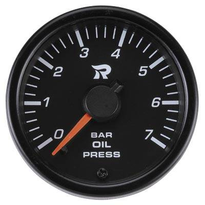 45mm Performance MiniatureOil Pressure Gauge-BAR