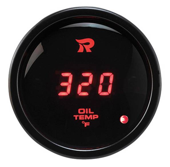 52mm Digital Oil Temperature Gauge-℉