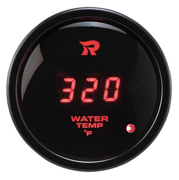 52mm Digital Water Temperature Meter-℉