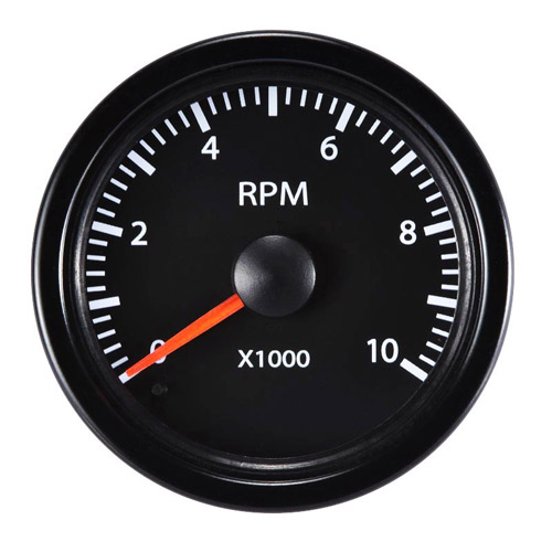 52mm Performance Tachometer Gauge-10000RPM
