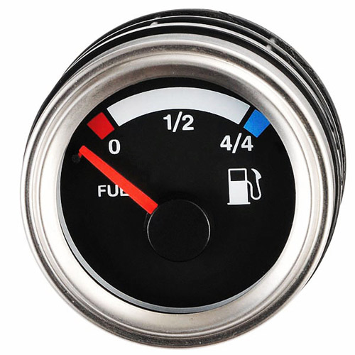 52mm Motorcycle Outdoor Fuel Level Meter